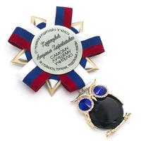 "Орден ""Мудрая сова"" на розетке (артикул 59317835)"