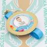 Медаль выпускника детского сада 50 (артикул 843810996)