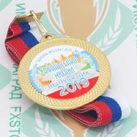 Медаль выпускника детского сада 50 (артикул 851711075)