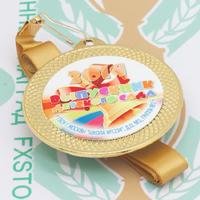 Медаль выпускника детского сада 50 (артикул 845011008)
