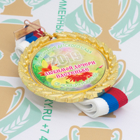 Медаль выпускника детского сада Premium70. Металл (артикул 881011368)