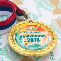 Медаль выпускника 9-11 класса Premium (артикул 74369624)