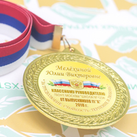 """Медали 9-11 класс """"Новинка"""" (артикул 74139600)"""