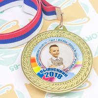 Медаль Выпускник 4 класса (артикул 73309494)