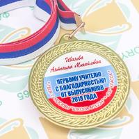 Медаль Выпускник 4 класса (артикул 73109474)