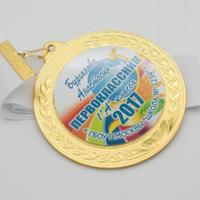 """Медаль новинка """"1 сентября"""", мод.19"""