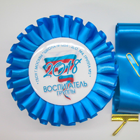 Наградные розетки выпускнику детского сада (артикул 832810868)