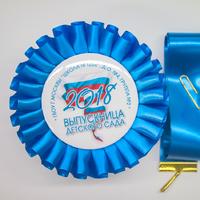 Наградные розетки выпускнику детского сада (артикул 832910869)