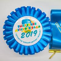 Наградные розетки выпускнику детского сада (артикул 833110871)