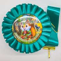 Наградные розетки выпускнику детского сада (артикул 836810908)