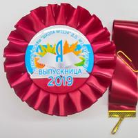 Наградные розетки выпускнику детского сада (артикул 837910919)