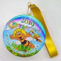 Закатная медаль выпускнику детского сада (артикул 818910729)